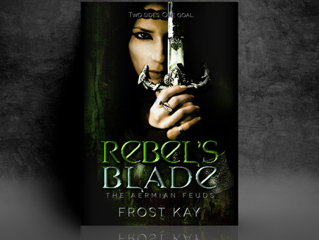Rebel's Blade is Live!