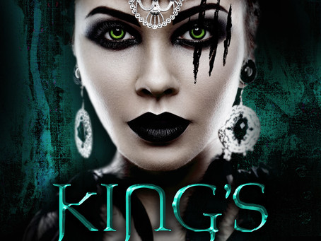 King's Warrior- Book Four of The Aermian Feuds