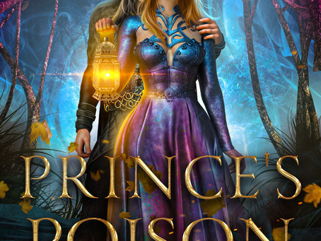 Prince's Poison - The Aermian Feuds Book 7