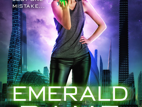 Emerald Bane is Available!