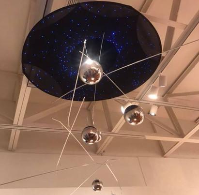 Zero Gravity Installation