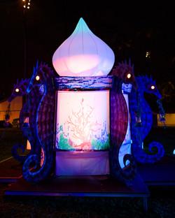 Sea Horse Lantern