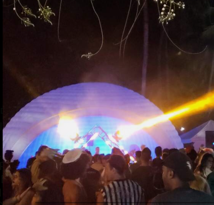 Inflatable Dome