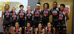 2017 Texas Nation San Antonio team picture