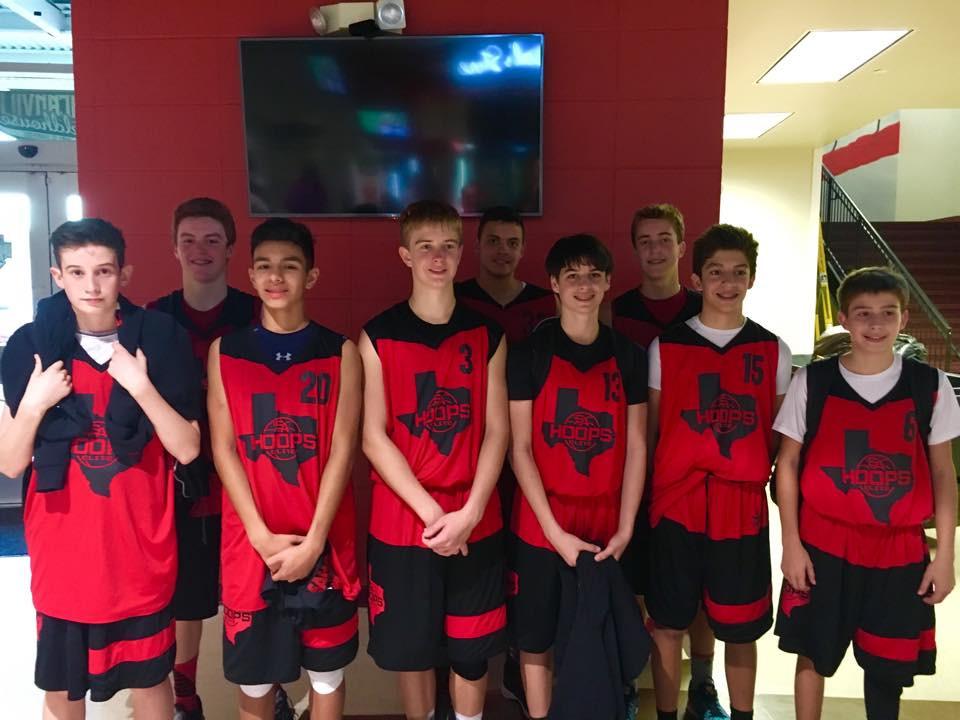 Boys 2020 Team