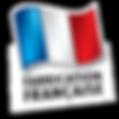 Certifiée fabrication française