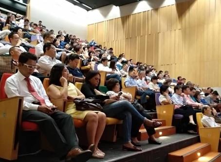 Wealth Seminar 2019 for Liberty Insurance