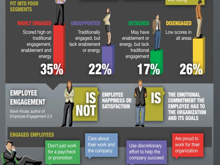 Employee Engagement, Defined