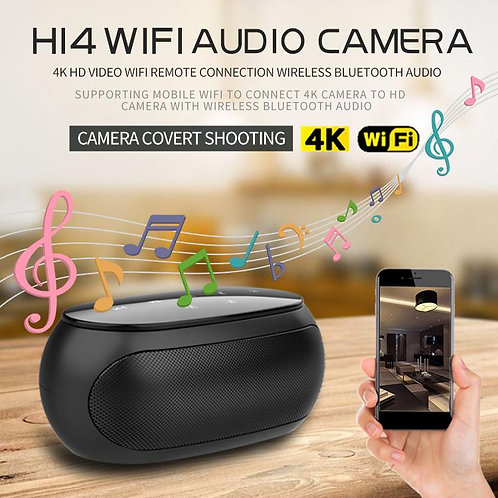 Wifi Speaker Hidden Camera