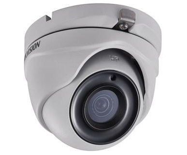 TURBO 3.0 Dome 3MP, EXIR 20m, DS-2CE56F1T-ITM