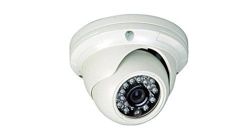 Dome Camera 700tvl vandalproof wit