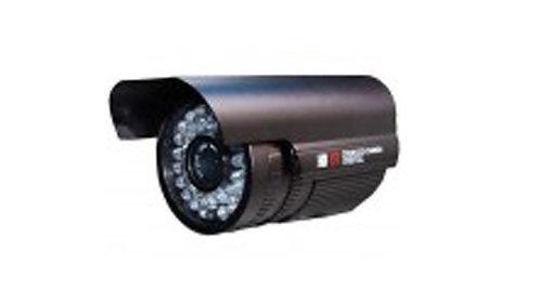 Buiten Camera Zwart 700TVL DSP