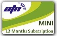 ATN mini 12 months.