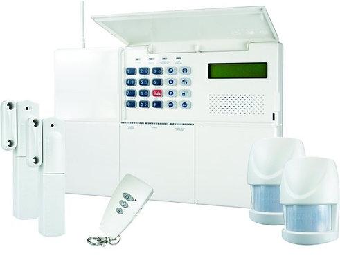 Draadloos 36 zone alarm systeem 68S