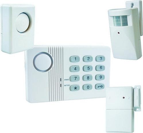 Draadloos alarmsysteem 31S