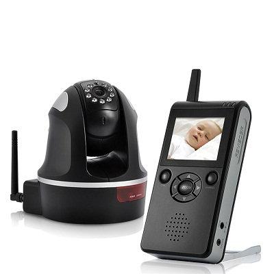 Video Babyfoon Camera 360 Graden