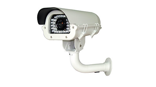 Buiten Camera Wit 700TVL DSP