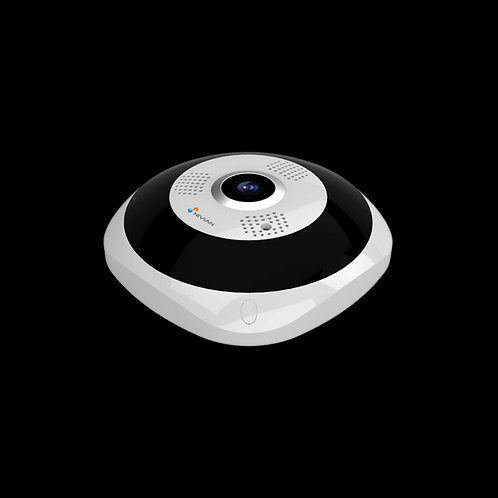 NV-IPDM360A-3W IP Fisheye-camera 3mp WIFI 360°