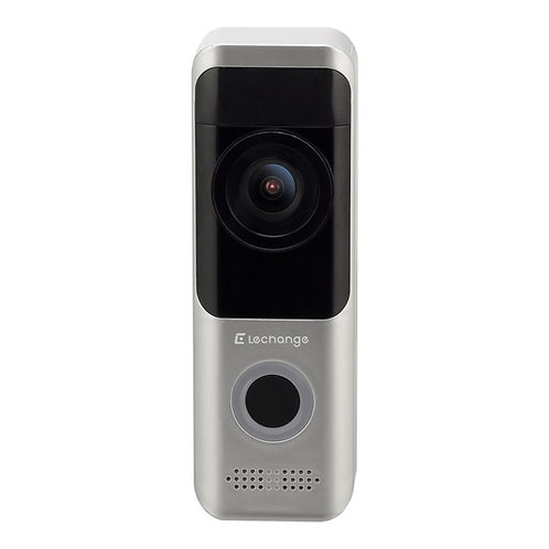 Dahua FullHD WiFi video doorbel met baterij
