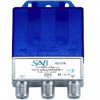 SAB 2/1 DISEqC Switch