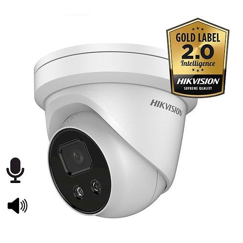 DS-2CD2326G2-ISU/SL, 2MP, 2.8mm, microfoon en speaker (voorheen DS-2CD2325FWD-I)