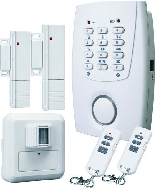 Draadloos alarmsysteem 32S