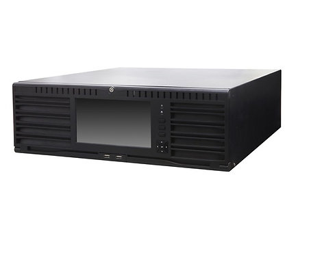 High-end embedded NVR 128 Kanaal