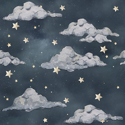 Magic Night Sky Wallpaper