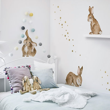 Happy Rabbits Wonderland Set