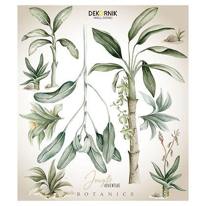 Jungle Botanics Plants Template