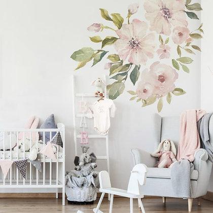 Magnolias Wallsticker