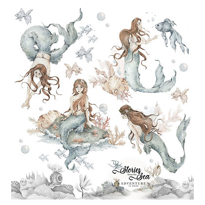 Mermaids / Stories From The Sea