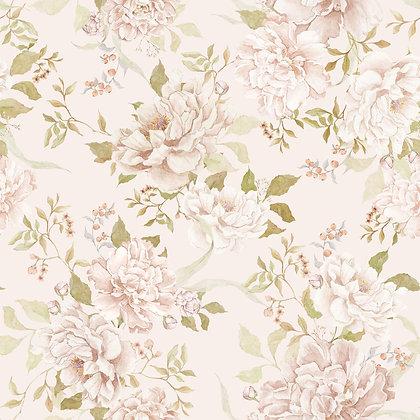 Floral Romantism Wallpaper
