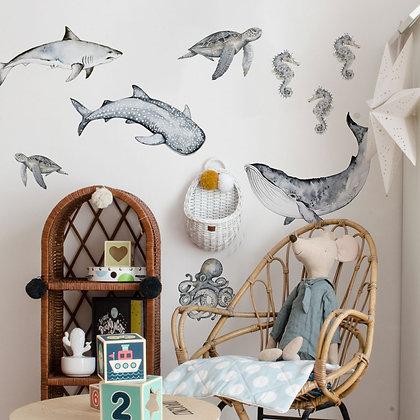 Happy Ocean Wonderland Set