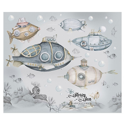 Submarines / Stories From The Sea