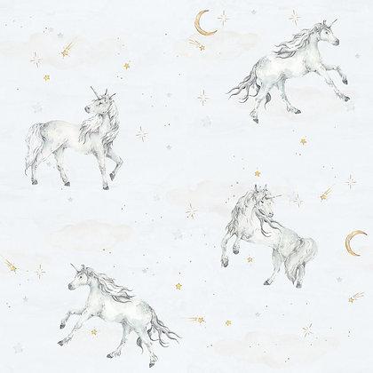 Unicorns in the sky Wallpaper