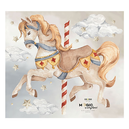Carousel Pony / Magic is everywhere