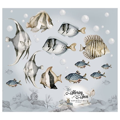Fish / Stories From The Sea