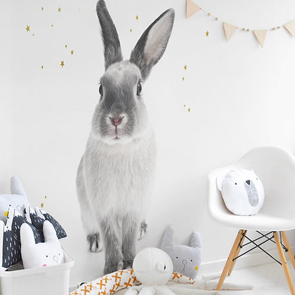 Harry The Rabbit Wallsticker