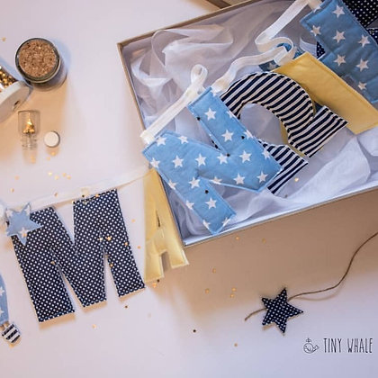 FABRIC NAME BANNER