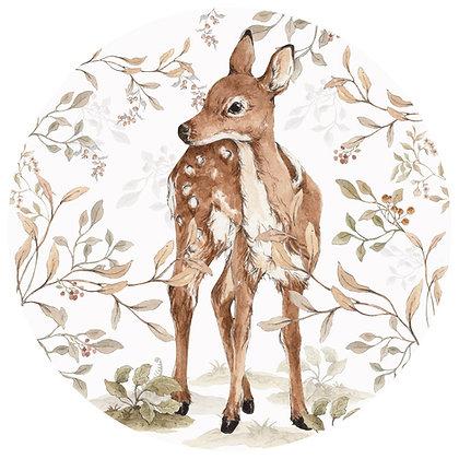 Deer In A Circle