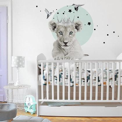 Little Lion Wallsticker