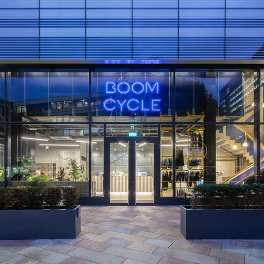 BOOM Cycle, Hammersmith