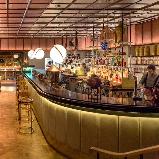 Oriole Bar