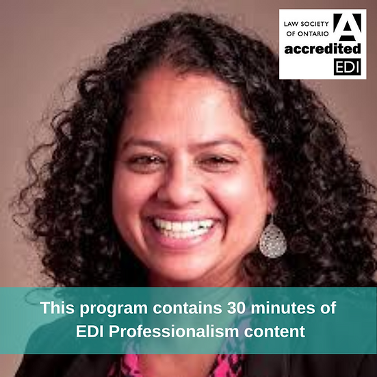 Ep 5 True Inclusion is Key - Best EDI Practices with Toni De Mello