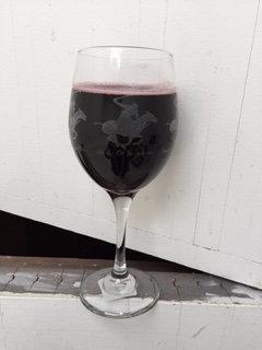 Wine Glass - Polo