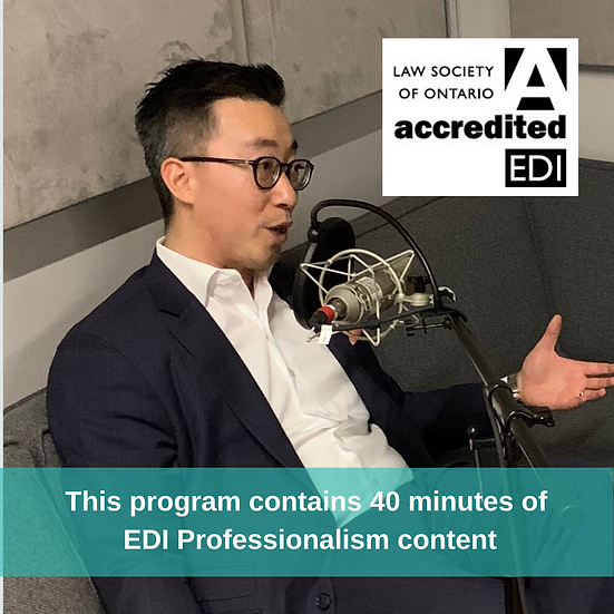 Ep 2 (FREE) Moving the Dial on Diversity and Inclusion with Gerald Chan