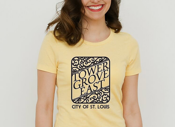 Tower Grove East - St. Louis Tee