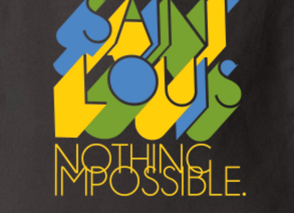 Saint Louis - Nothing Impossible Tote