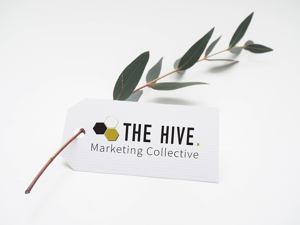 The Hive Marketing Collective - 6 Hot Tips For A Badass Business Logo